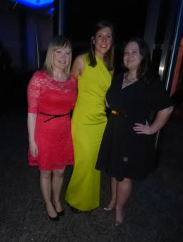 Me & Glitter Daze with UKBA founder Gemma Pear