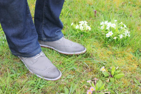 Tuesday Shoesday - Dapper mens brogues shoes from Clarks