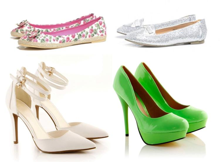 jpg spring summer sales shoes 2014 from fashion union and ax paris