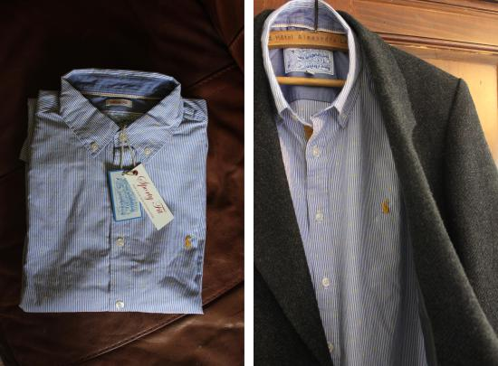 mens fashion style for spring 2014 with Joules smart shirt and blazer