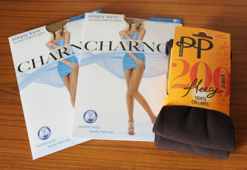 winter thermal tights and toeless summer pantyhose review