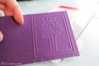 card making craft ideas including Sizzix embossing kit review-19