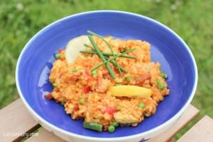 Chicken & Chorizo Jambalaya