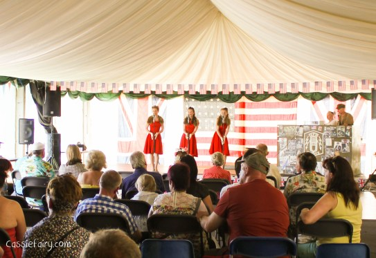 Vintage Festival and D Day Remembrance 2014-5