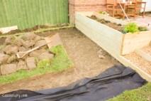 DIY digging out a garden path_-2