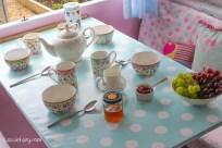 My little vintage caravan - breakfast-1