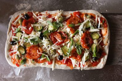 Recipe for cooking with a pizza oven-1