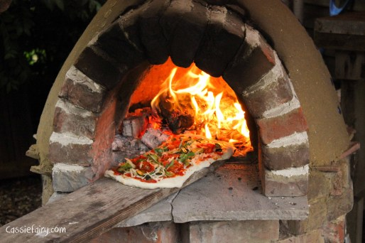 Recipe for cooking with a pizza oven-5