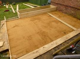 how to build a terraced patio garden-3