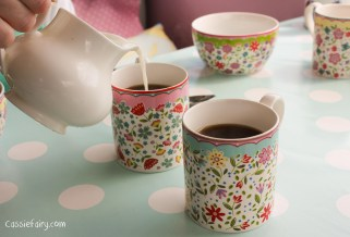 ideas for a yummy afternoon tea party and baking recipes