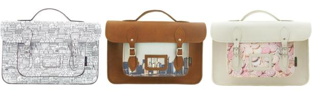 on trend yoshi satchel handbags from nigel o hara