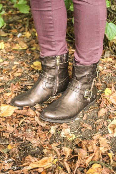 autumn colours and leather boots-5