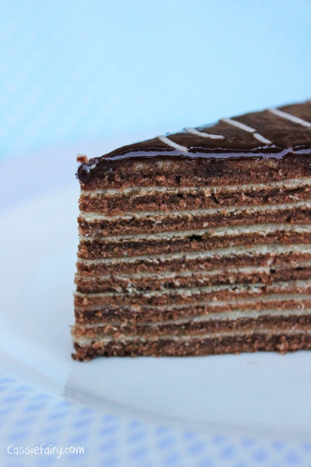 Step by step recipe for GBBO schichttorte-7
