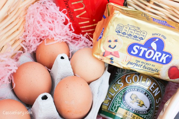 Stork hamper for cooking GBBO technical challenge_