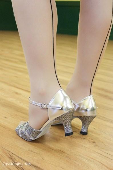 my new ballroom dancing shoes_