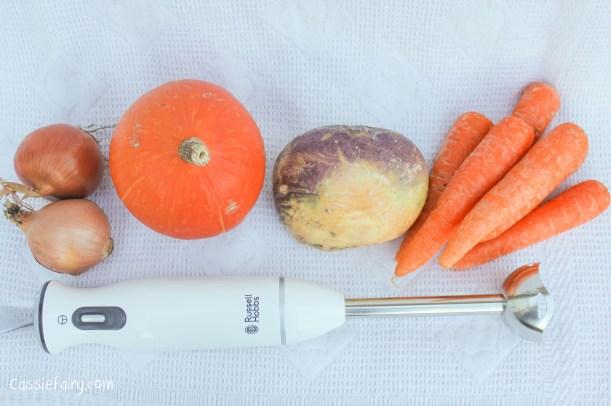 homemade carrot and squash soup recipe-4