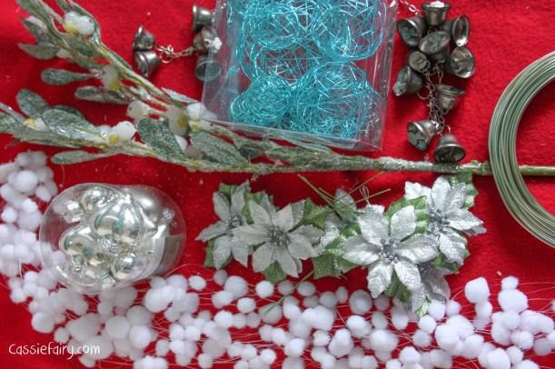 DIY christmas decoration mantlepiece garland ideas