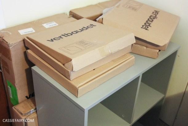 vertbaudet craft storage shelving solution for vintage caravan-3