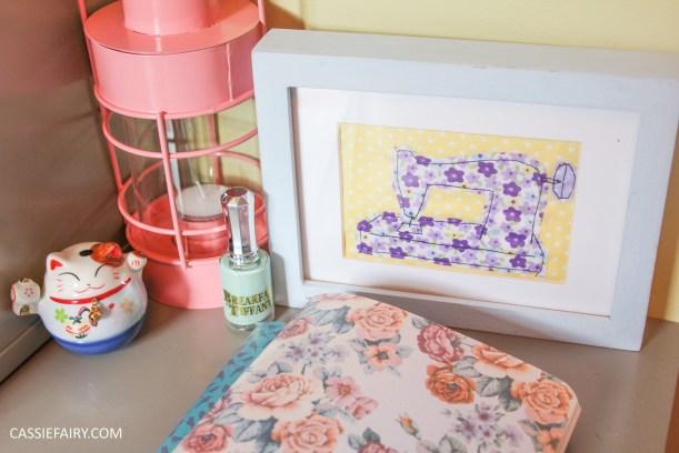 vintage caravan sewing workshop - storage solution for craft office-4