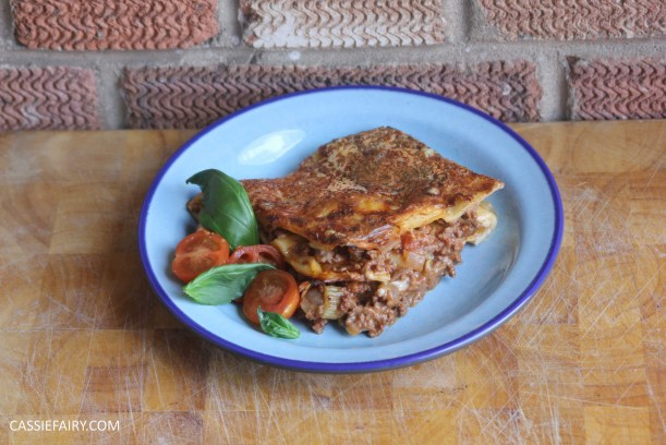 Lea and Perrins lasagne recipe-11