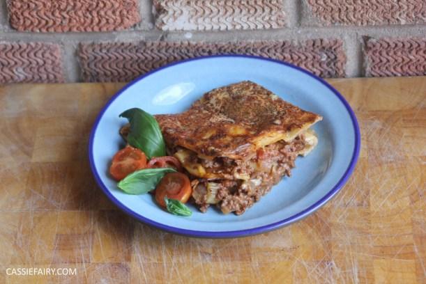 Lea and Perrins lasagne recipe-11