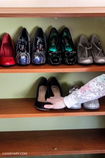 tuesday shoesday ultimate shoe storge cabinet g plan bookshelf unit-4