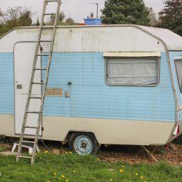 Cleaning My Caravan