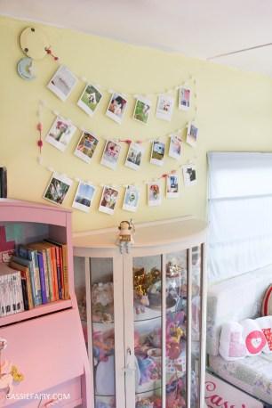 diy polariod photo wall display decoration using polabox-23