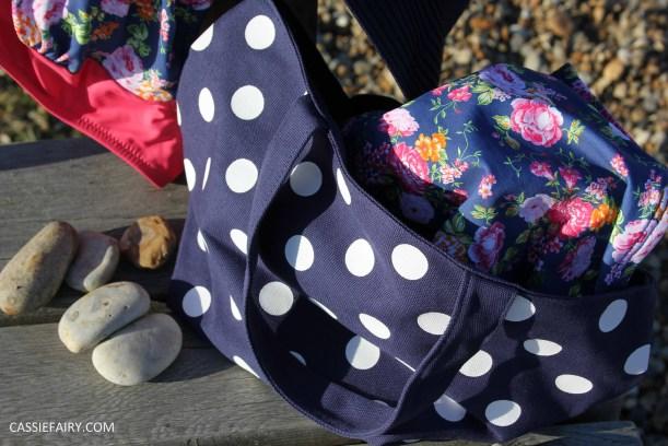 DIY design your own swimwear floral tankini-7