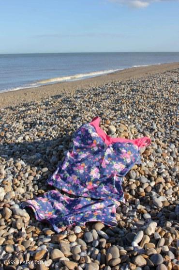 DIY design your own swimwear floral tankini