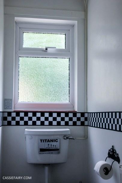 black and white bathroom interior design inspiration blinds