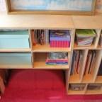 My little vintage caravan – DIY display cabinet makeover