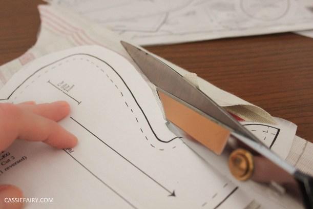 diy sewing tutorial step by step teddy bear-2