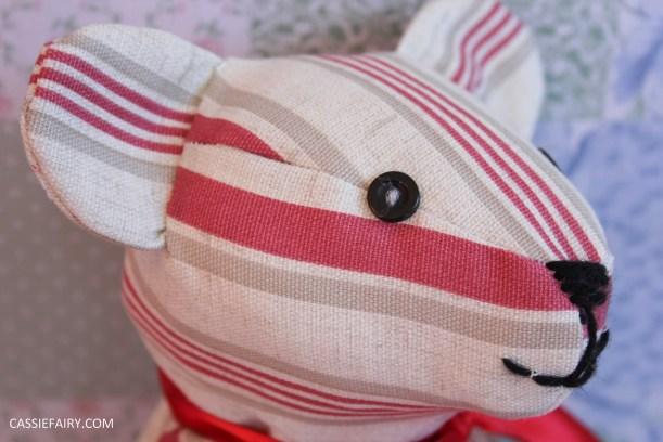 diy sewing tutorial step by step teddy bear-20