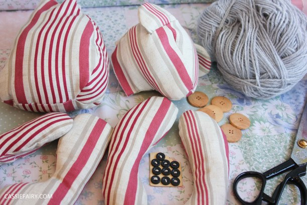 diy sewing tutorial step by step teddy bear-9