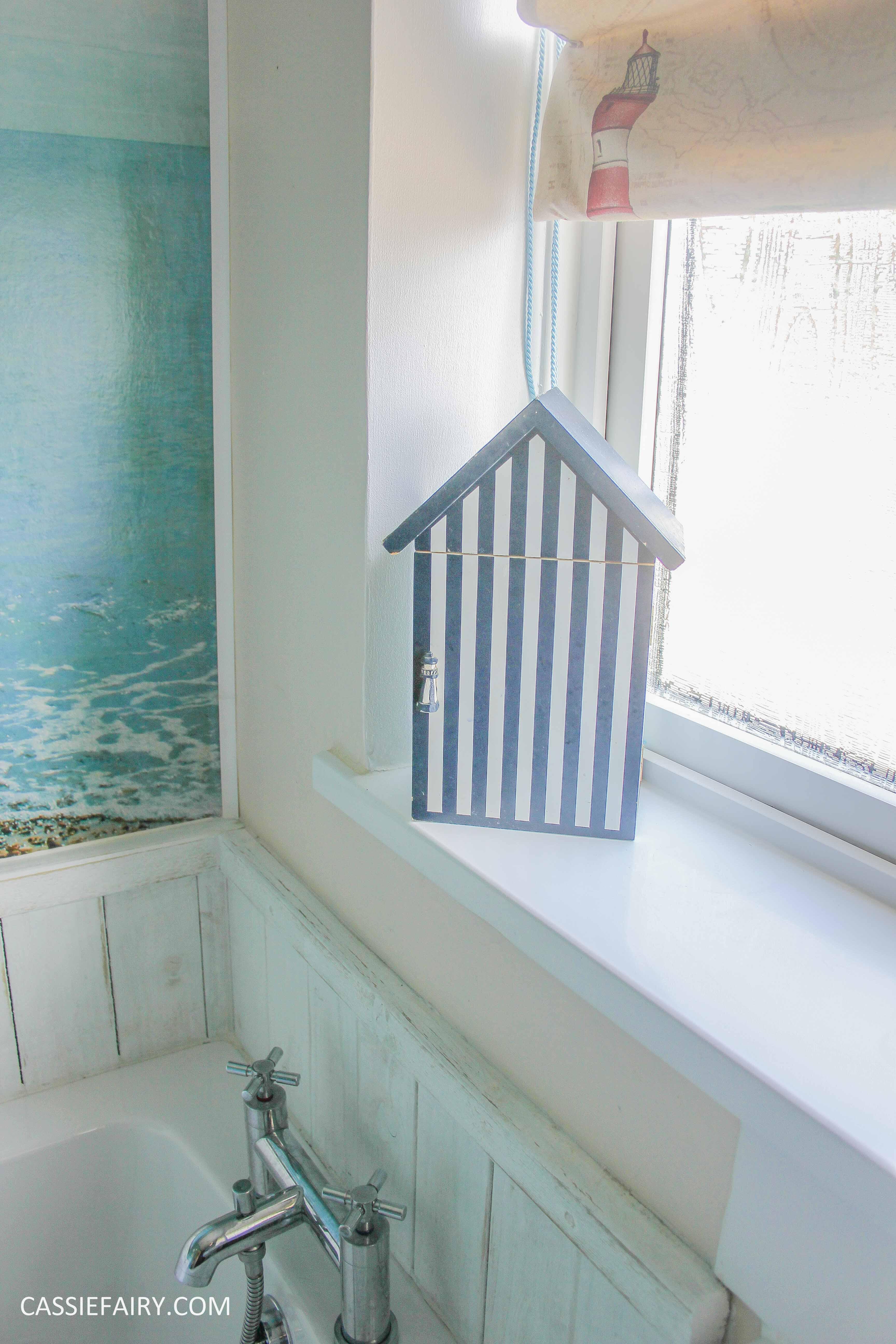 diy beach hut bathroom makeover project - low budget renovation-3