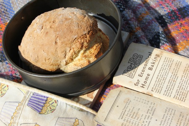 retro milk bread loaf baking recipe-13