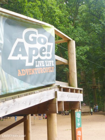 review school summer holiday activity high lodge thetford forest segway adventure go ape_