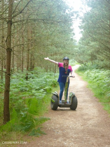 school summer holiday activity high lodge thetford forest segway adventure go ape review-13