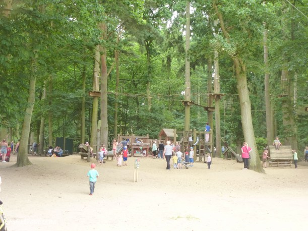 school summer holiday activity high lodge thetford forest segway adventure go ape review-6