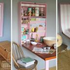 "DIY kitchen project – make your own ""bake station"" + Zesty lemon pie recipe"