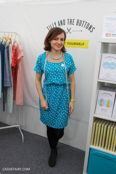 Kirstie Allsopp Handmade Fair 2015 photos DIY project cassiefairy blog-22