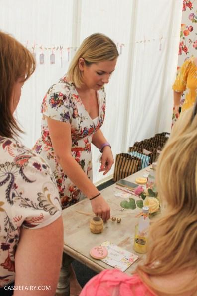 Kirstie Allsopp Handmade Fair 2015 photos DIY project cassiefairy blog-33