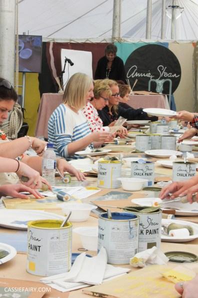 Kirstie Allsopp Handmade Fair 2015 photos DIY project cassiefairy blog-6