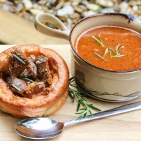 Warming Oxtail Soup