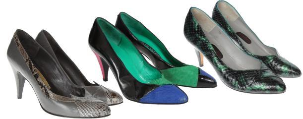 vintage-shopping-80s-snakeskin-shoes-fashion-trend-footwear-heels