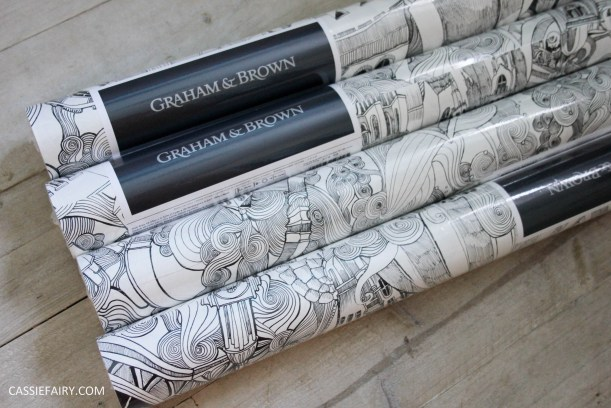 graham and brown wallpaper lizzies doodle-2