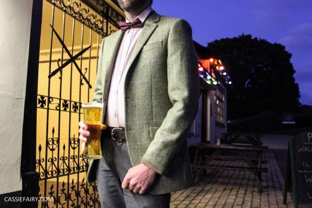 menswear mens fashion styling a tweed jacket smart autumn winter-15