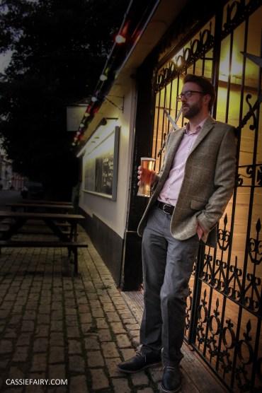 menswear mens fashion styling a tweed jacket smart autumn winter-2