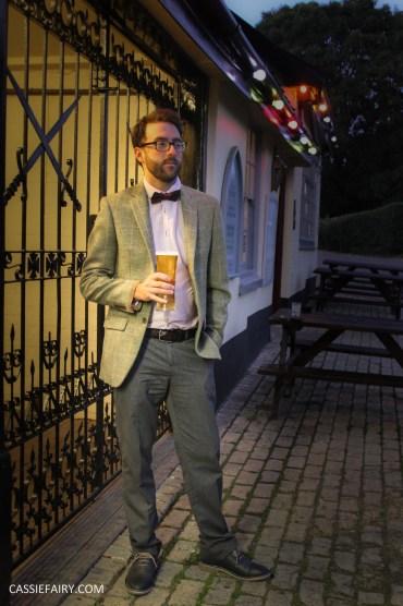 menswear mens fashion styling a tweed jacket smart autumn winter-3